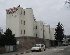 Cuatro viviendas en la Werkbundsieldung]], Viena (1931-1932)