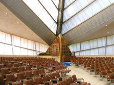 Frank Lloyd Wright. Sinagoga Beth Sholom.5.jpg