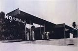 Estación de Servicio Norwalk, Bakersfield (1947)