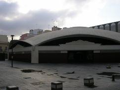 Mercado de Abastos de Algeciras (1933-1935) con Eduardo Torroja