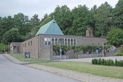 Crematorio de Kvibergs, Gotemburgo (1936-1940)