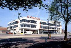 Edificio industrial Citroën, Ámsterdam (1958-1960)