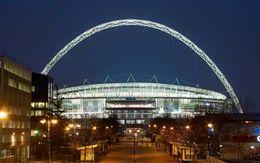 Estadio de Wembley, Londres, Inglaterra (1996-2007)