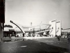 Pabellón Breda, Feria Internacional de Milán (1951-1955)