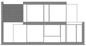 sección transversal 2
