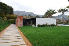Casa Steinman, Malibu (1955-1956)
