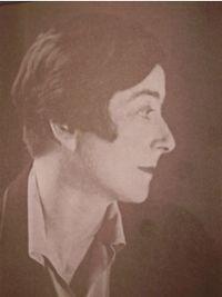 Eileen Gray sobre 1930