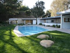 Casa Singleton, Los Ángeles (1959-1960)