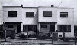 Helmut Wagner Freynsheim: Casas 69 y 70. Jagdschloßgasse 70 - 68