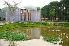 Iglesia de papel en Puli.ShigeruBan.1.jpg