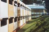 Ampliación del Centro de formación Olivetti, Haslemere, Reino Unido (1969-1972)