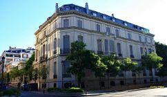palacete para el diputado José Luis Gallo (hoy Palacio March), Madrid (1902)