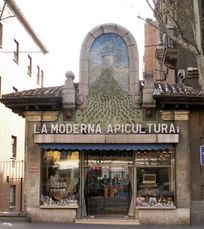 La Moderna Apicultura, Madrid (1919)