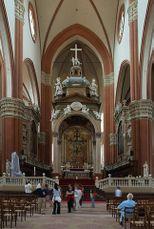 Baldaquino de la Iglesia de San Petronio, Bolonia (1547)