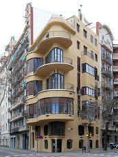 Casa Planells, Barcelona (1924)