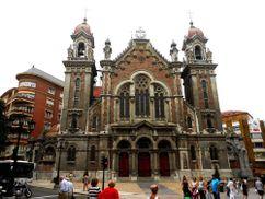 Iglesia de San Juan el Real, Oviedo (1912-1915)