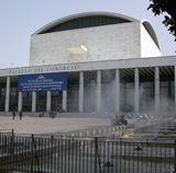 Roma, Palacio de congresos en el EUR.(1938-1953)