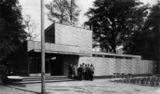 Pabellón de Finlandia en la Exposición de Antwerpen de 1930