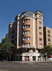 Viviendas en Zurbano 30, Madrid (1935-1941)