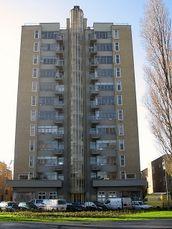 Edificio de 12 plantas en Ámsterdam (1927-1930)