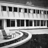 Casa Nimmo, Chalfont St. Giles, Reino Unido (1933-1935). en colaboración con Serge Chermayeff.