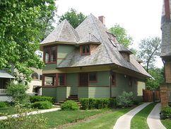 Casa de Thomas Gale, Oak Park (1892)