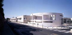 Zona residencial Espace Pitot, Montpellier, Francia (1988-1995)