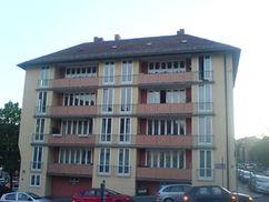 Edificio residencial en Hirschelgasse 36-42 en Nuremberg (1953-1954)