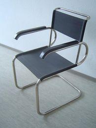 sillón modelo B55, (1928)