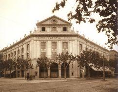 Teatro Circo Olimpia, Barcelona (1921-1923)