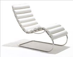 MR Chaise Lounge (1929)