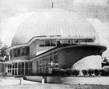 Sinagoga del parque, Cleveland, Ohio (1946-1953).
