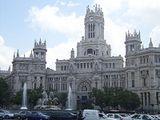Palacio de Telecomunicaciones, Madrid (1904-1918)