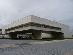 Biblioteca Municipal de Viana do Castelo (2001-2007)