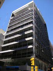 Banco Popular Argentino (Anexo Casa Central), Buenos Aires (1964-1968)