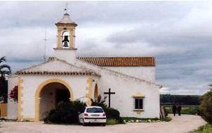 Ermita de la Ina Vista exterior