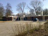 Escuela de primaria en Nagele (1954-1956)