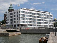 Sede de Enso-Gutzeit, Helsinki (1959-1962)