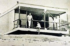 Casa de playa Seidel,   42560 Pacific Coast Highway, Malibu, California (1961)