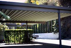 Casa Seidel, 2727 Mandeville Canyon Rd., California (1960)