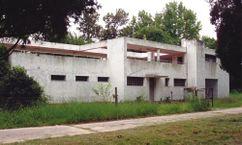 Casa del director de la Colonia de Alineados de Oliveros (1939)