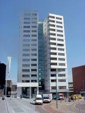 Edificio de viviendas, Maastricht (1990-2001)