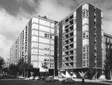 Edificio Mediterráneo, Barcelona (1960-1963)