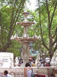 Fuente de la Plaza Matriz