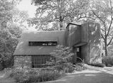Wharton Esherick Studio, Malvern, Pennsylvania (1956)
