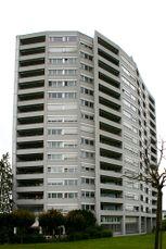 Apartamentos Schönbühl, Lucerna, Suiza (1967)