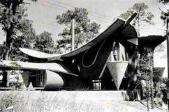 Casa Gryder,  Ocean Springs, Mississippi (1960)
