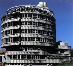 Policlínico Cíes, Vigo (1967)