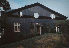 Villa Klockberga,  Lovön (1966-1969)