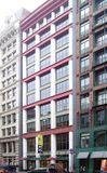 Scholastic Building, Nueva York (2000-2001)